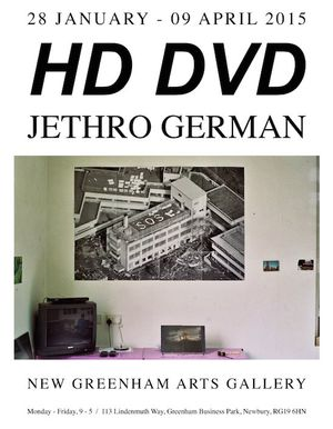 Jethro German - HD DVD