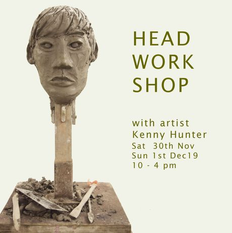 HEAD WORKSHOP with Kenny Hunter: Image 0