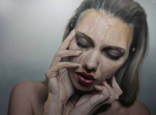 Mike Dargas_Wherever I may roam, WHEREVER I MAY ROAM, 2016, oil on canvas, 195 x 250 cm