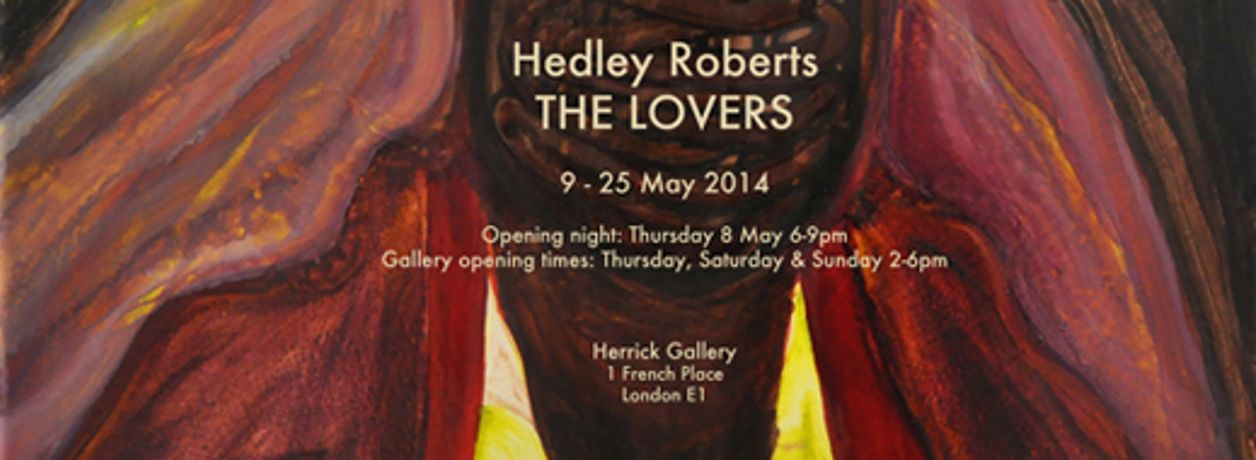 Hedley Roberts: THE LOVERS: Image 0