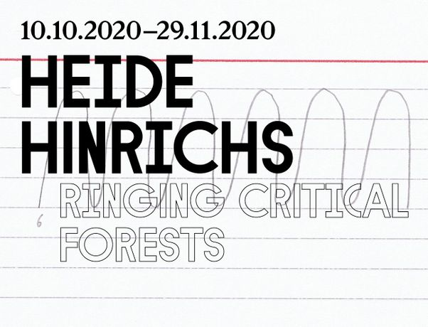 Heide Hinrichs: 'ringing critical forests': Image 0