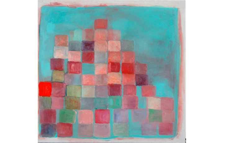 HELEN BAKER: Red Rag Paintings: Image 0