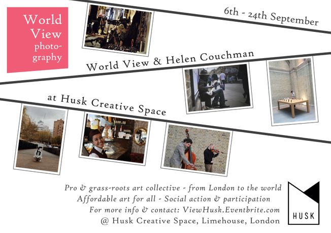 Helen Couchman & World View: Image 1