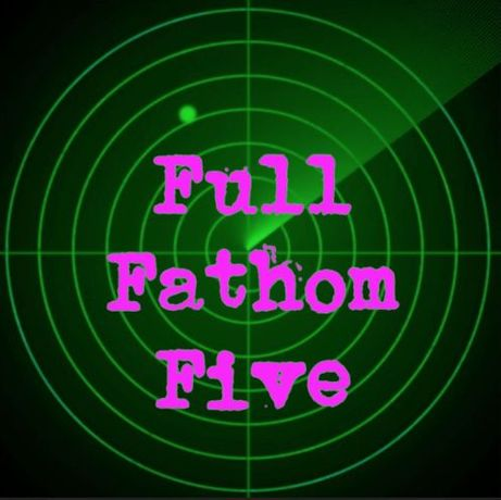 Mikey Georgeson 'Full Fathom Five'