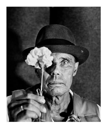 Joesph Beuys, London, 1984. Edition of 7.