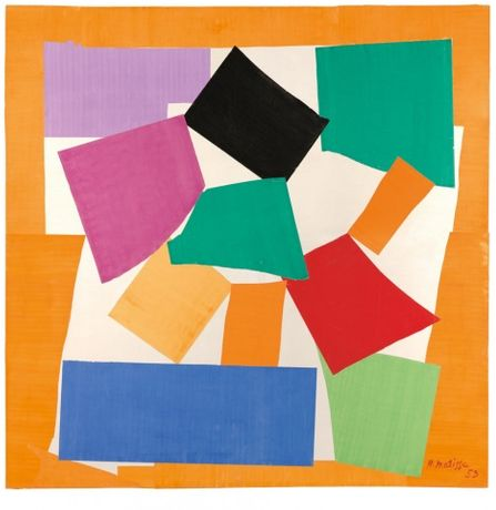 Henri Matisse: The Cut-Outs: Image 0