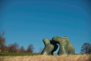 Henry Moore, Large Two Forms (1966 - 69)