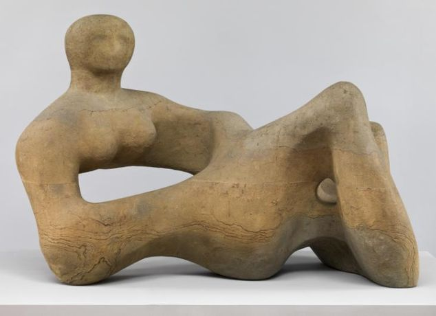 Henry Moore display: Image 0