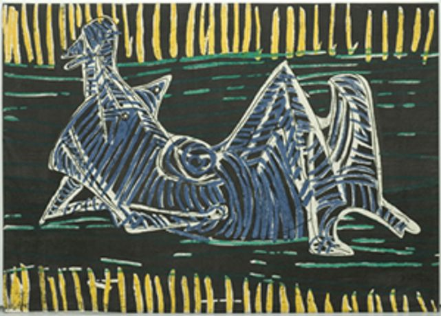 Henry Moore Textiles: Image 0