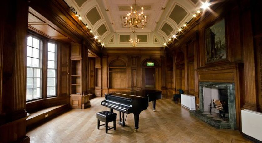 Recital Room, South Hill Park