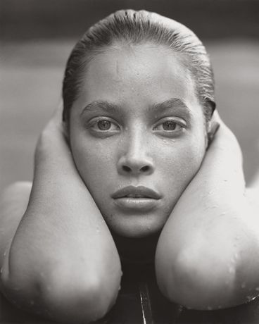 Christy Turlington (B), Los Angeles, 1988 © Herb Ritts Foundation