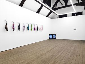 Here Be Dragons, a Reprise. Installation view