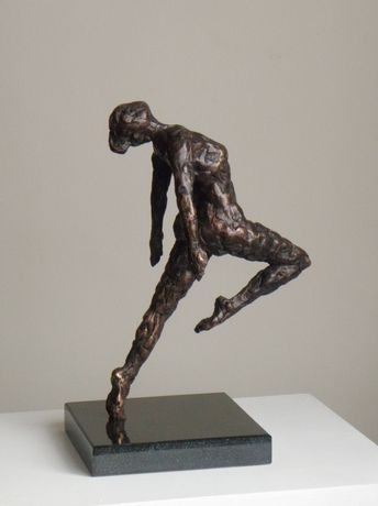 Dance II by Hazel Reeves SWA