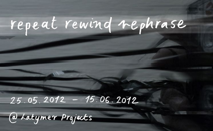 Here is Now - Repeat Rewind Rephrase performance evening: Image 0
