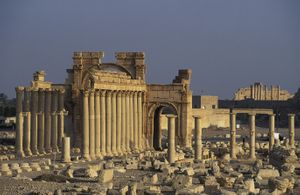 Heritage & Conflict: Syria's Battle to Protect its Past