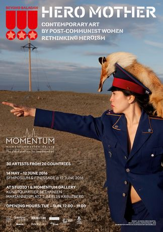 HERO MOTHER: Contemporary Art by Post-Communist Women Rethinking Heroism: Image 0