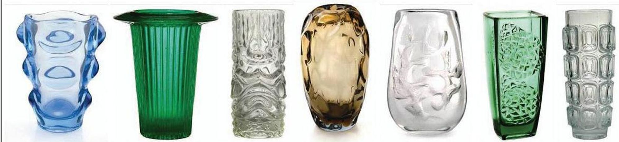 Hi Sklo Lo Sklo - From Masterpiece to Mass Produced   Post War Czechoslovakian Glass from The Graham Cooley Collection: Image 0