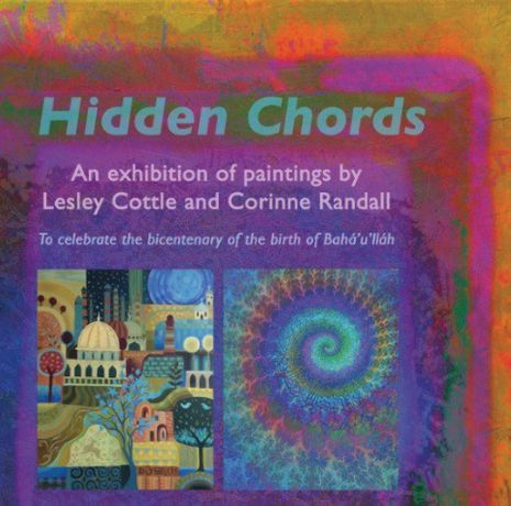 Hidden Chords exhibition at The Island