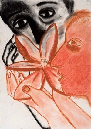 Eileen Cooper, Showing the Flower, 1983
