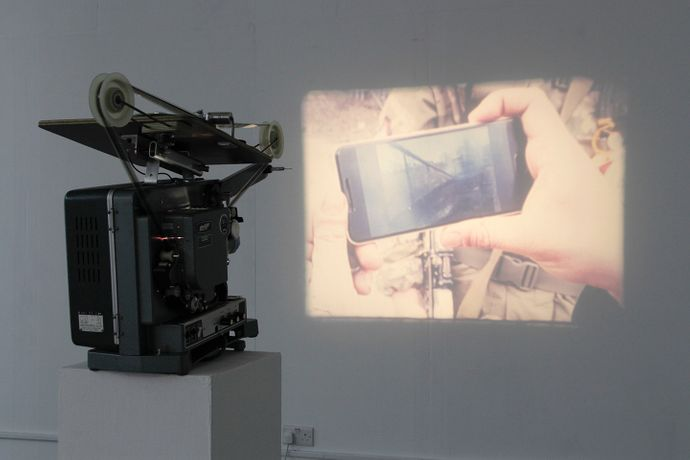 'High-tech / low-tech: Guns in Digital Culture' Talk and Screening: Image 0