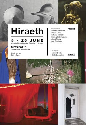 Hiraeth / APhF:18 Satellite Exhibition Poster