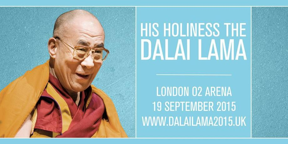 His Holiness the Dalai Lama speaks to the 02 Arena: Image 0
