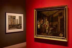 Hogarth: London Voices, London Lives