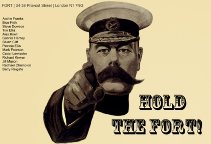 HOLD THE FORT!: Image 0