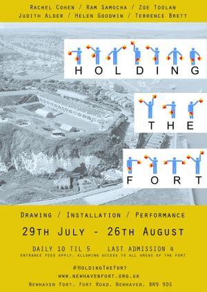 Site specific installation, drawing and performances.