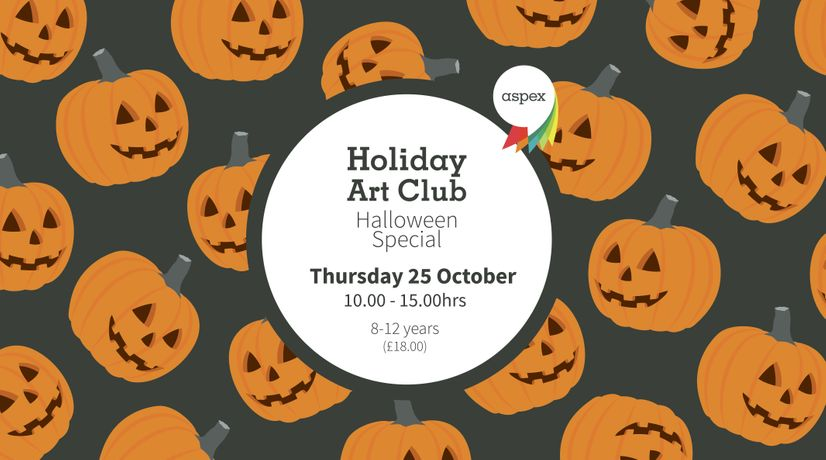 Holiday Art Club | Halloween Special: Image 0
