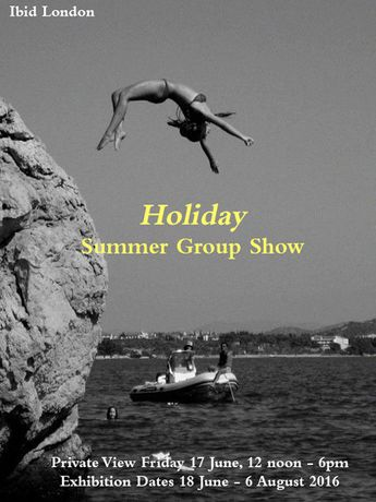 Holiday. Summer Group Show: Image 0