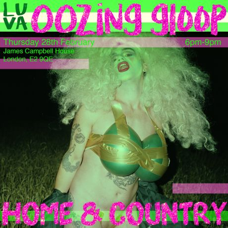 Home & Country - Oozing Gloop: Image 0