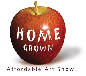 HOME GROWN Affordable Art Show