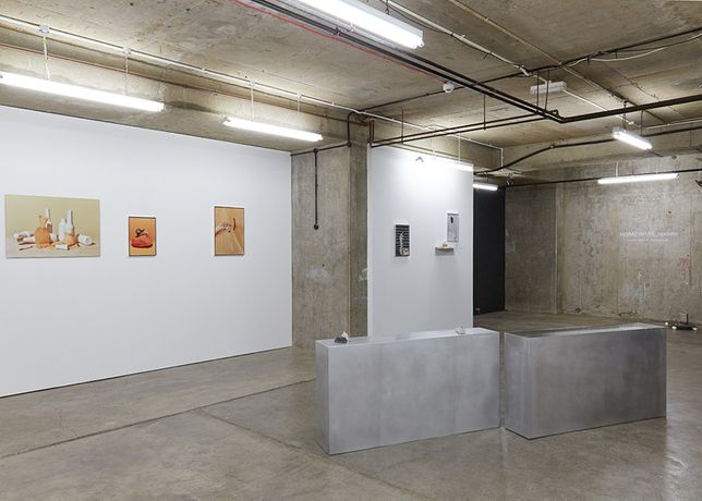HOMEWARE_update, 2015.  Installation view, Block 336