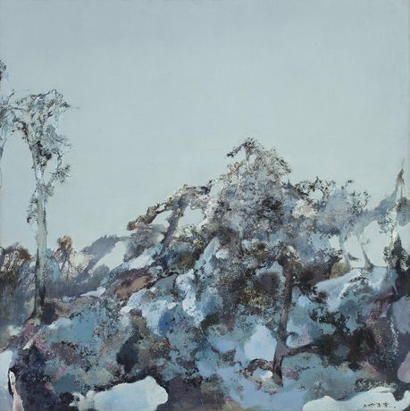 Hong Ling, Snow Dome, 2000,