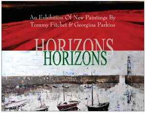 HORIZONS - Tommy Fitchet & Georgina Parkins