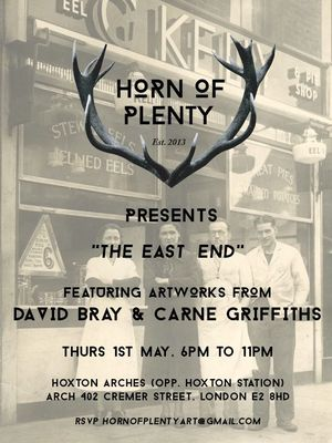 Horn of Plenty Launch
