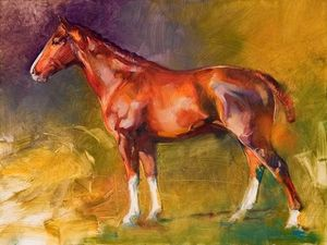 Horse, An Exhibition of Equine Artists