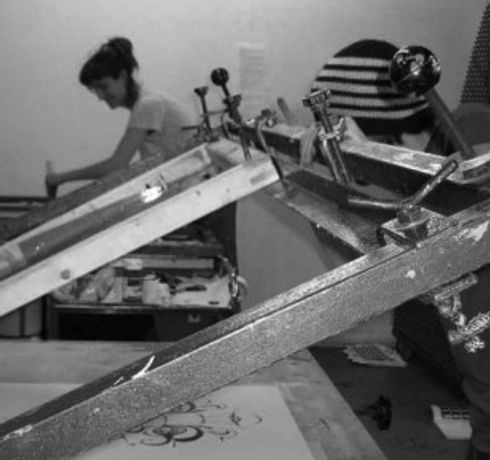 Hot Bed Press Residency: Image 0