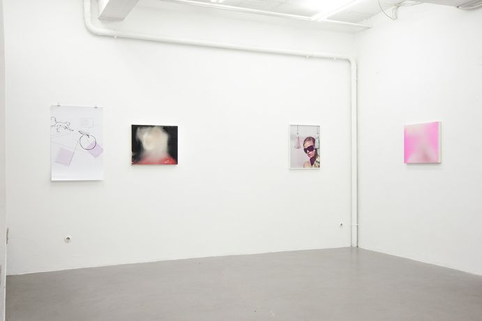 Installation Shot, Leslie, Berlin