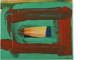 Howard Hodgkin: Seven New Paintings