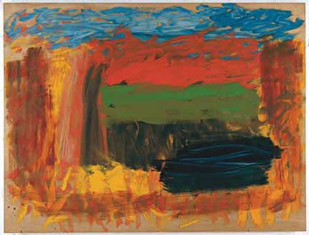 Howard Hodgkin: Time and Place: Image 0