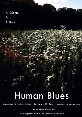 Human Blues - Poster