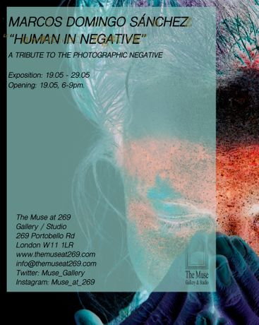 HUMAN IN NEGATIVE: Image 0