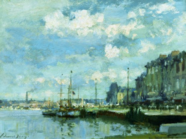 HUNDRED YEARS OF EDWARD SEAGO AT HOME AND ABROAD Presented by THE TAYLOR GALLERY, LONDON: Image 0