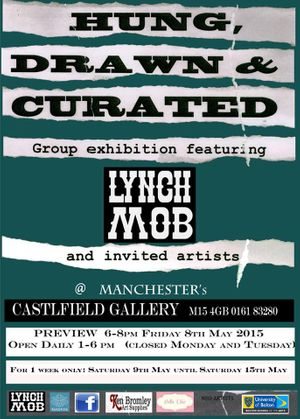 Hung, Drawn and Curated