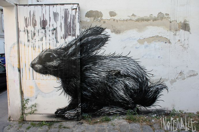 'Hypnagogia' By ROA, Solo Show & Book launch: Image 0