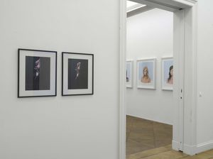 "Installation Shots ""You are just a Piece of Action"", Photos: Nick Ash, courtesy Miettinen Collection, 2018"