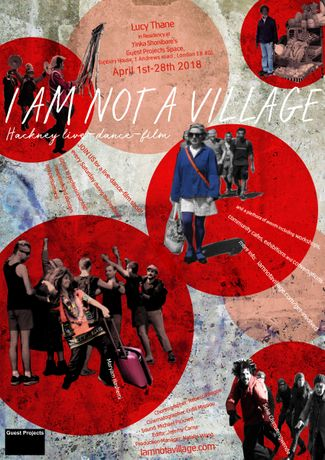 I am Not A Village - Guest Projects April Takeover!: Image 0