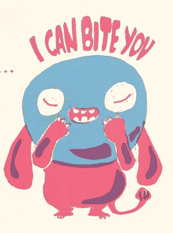 I Can Bite You: Image 0